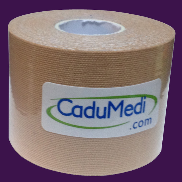 1rolls 5cm*5m treating athletic injuries and a variety of physical disorders Kinesiolo Tape Elastic bandage