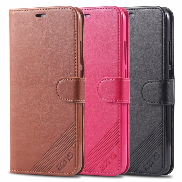 AZ NS Case for Huawei Honor 8X / 8X Max PU Leather Cover Card Holder Wallet Case for Huawei Honor 8X Max fundas coque