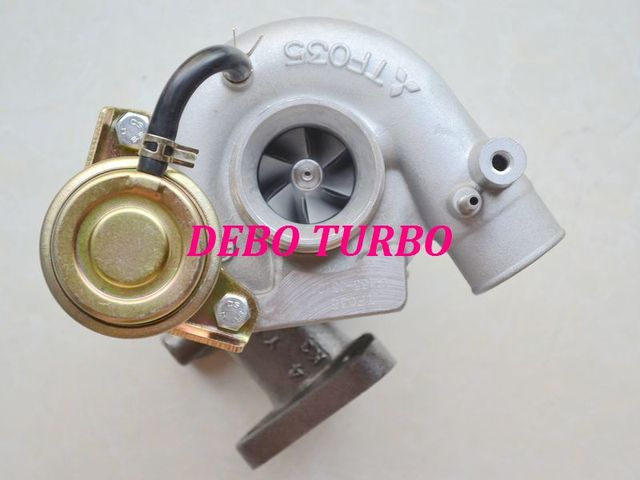 NEW TF035/49135-03130 Turbocharger for MITSUBISHI Canter,Challanger,Delica,L400,Pajero,Shogun,4M40 2.8L 125HP(Oil COOLING ONLY)