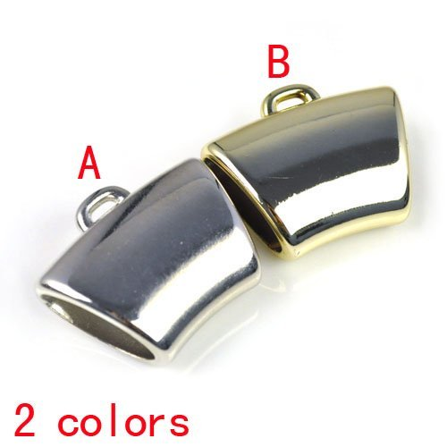 Fashion CCB Scarf Accessories Diy Jewelry scarf findings pendant, 5pcs a lot,P358
