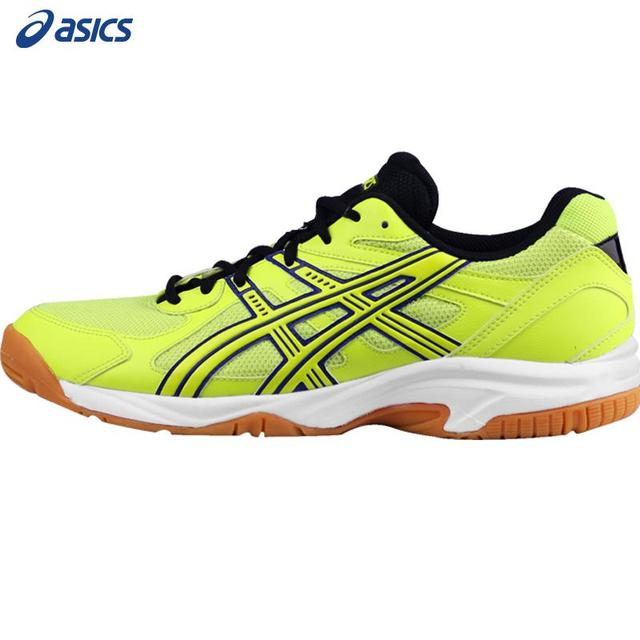 Genuine Asics Professional Tob517 Badminton Shoes For Men Athletic Sneaker Anti-slippery Sport Shoe Brand Sneakers