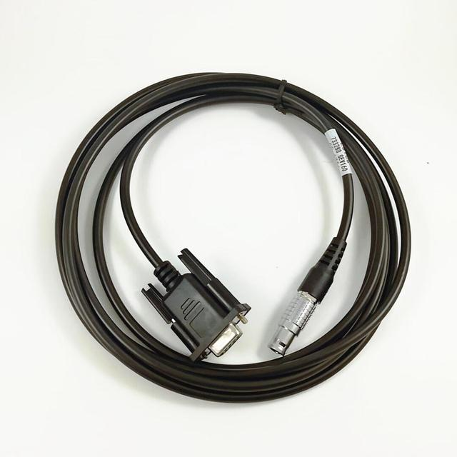 NEW GPS GEV160 (733280) RS232 data transfer cable connects for Leica GX1200 Leica GRX1200 to PC ( 9-Pin RS232 serial )