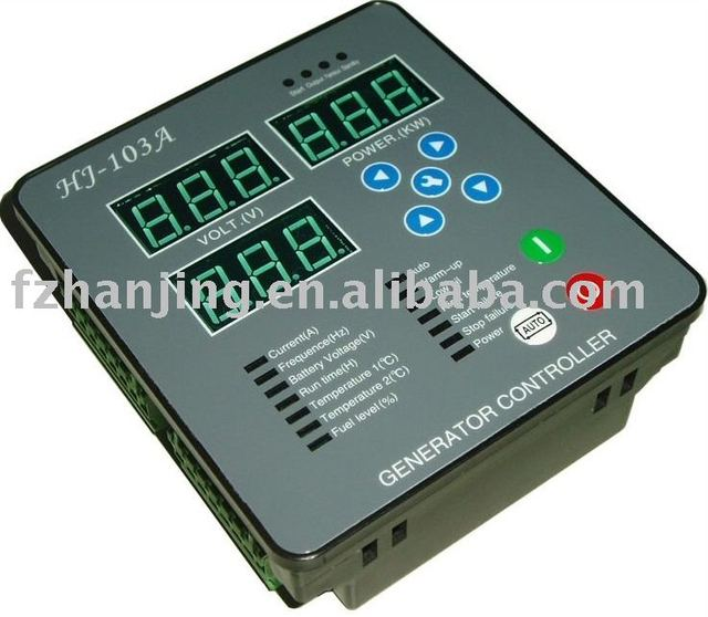 Wholesale HJ-103A genset controller(Gray)