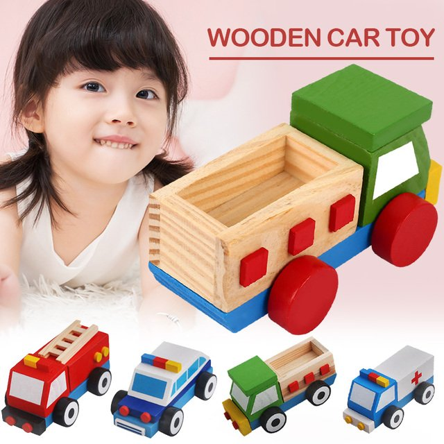 Toys Wooden Puzzle 3d Multicolor Fashion Wooden toys Safe Material Puzzle toy Constructors Educational toys for Kids Child Gift