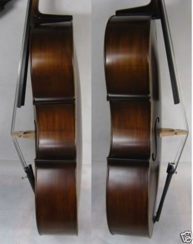 Full Size New Cello Solid wood High quality Powerful Sound 5 String