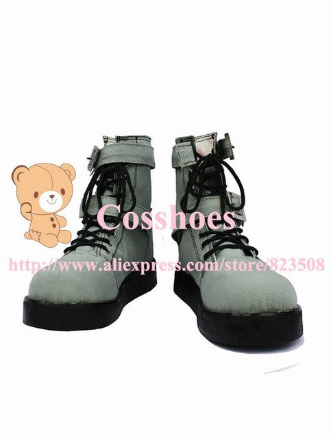 Custom made Hope Estheim Shoes from Final Fantasy XIII Cosplay