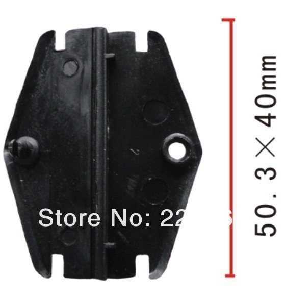 100PCS Free Shipping Front & Rear Door Window Guide For GM 10051034,20123070,20328600 Fasteners Car Plastic Clip Fastener Clip