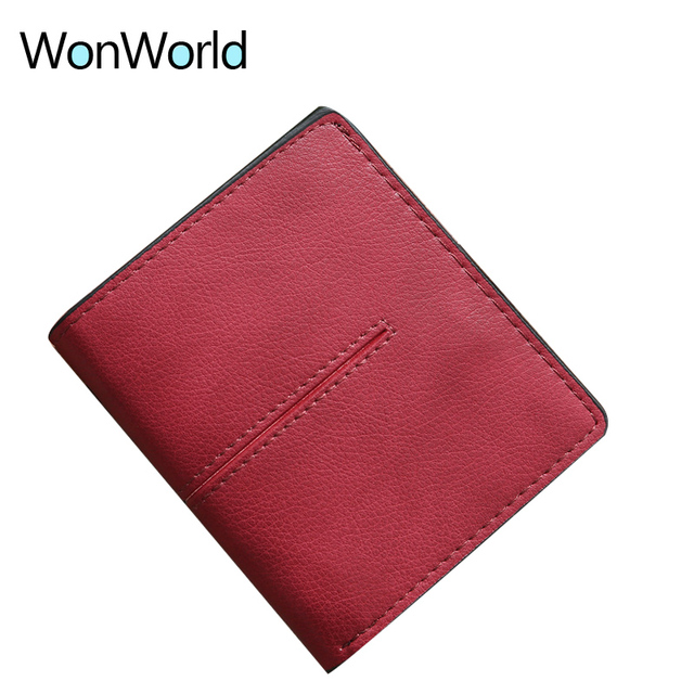 Women wallets brand design high quality pu leather Wallet female Vintage Fashion Top Quality Small Wallet Slim carteira Cluth