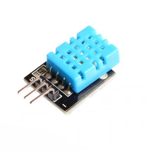 Smart 3pin KEYES KY-015 DHT-11 DHT11 Digital Temperature And Relative Humidity Sensor Module + PCB for  DIY Starter Kit