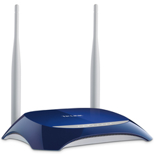 tp-link-tl-wr841n 300m wireless router 5db double aerial Free Shipping
