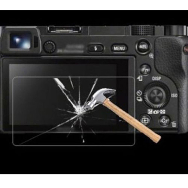 9H HD Tempered Glass LCD Screen Protector For Nikon Coolpix P900 P00S