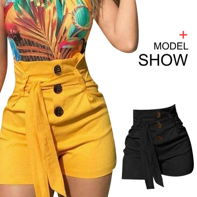 Women'S Shorts Casual Drawstring Beach Vacation Shorts Jogger Shorts Sexy Slim Fit Women Summer Short Pants