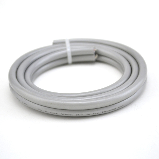 Hi-End silver plated interconnect cable bulk cable AN-VX per meter