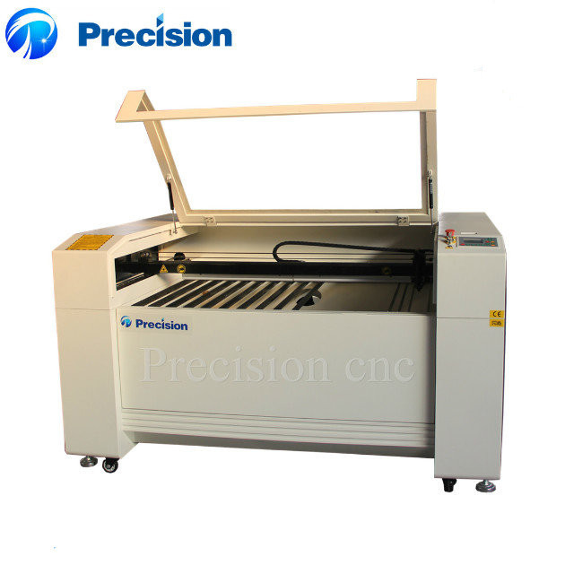 Wood acrylic rubber glass leather CO2 100W laser engraving machine 1390
