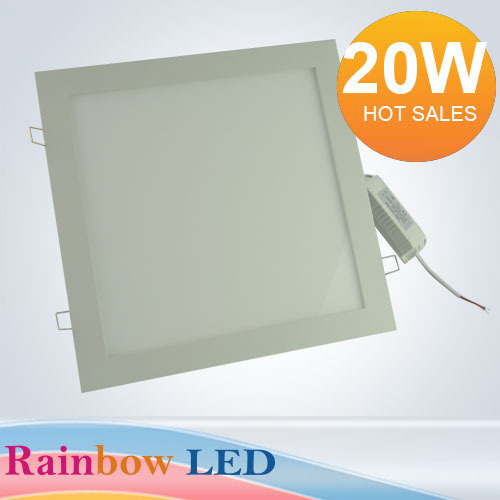 2017 New Arrival Shipping Dimmable Non-dimmable Led Panel Down Ceiling Light Kitchen Lamp Ac85v~265v 2835led (100pcs) 2000lm