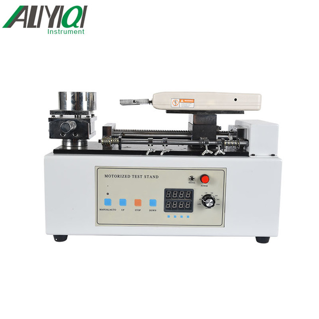 Electric Terminal Machine(AEH-1000) without force gauge wooden case electric strength testing machine 1000N force test stand