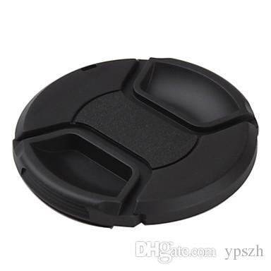 Free shipping 77mm center pinch Snap-on cap cover for camera 77 mm Lens