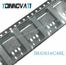 20 шт./лот IRGS14C40L GS14C40L TO-263 IC