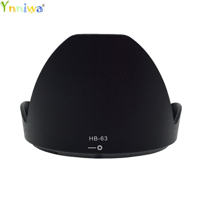 HB-63 Lens Hood For Nikon 24-85mm f/3.5-4.5G ED VR Lens