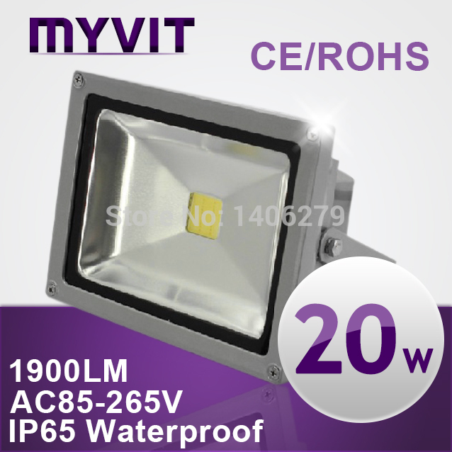 LED 20W Waterproof Outdoor Floodlight White/Warm White IP65 LED Outdoor Lighting Lamp LED Spotlight LED Projector lamp light