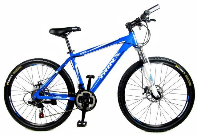 Trinidad trinx firefanged m188 double mountain bike disc brakes aluminum alloy frame 21 mountain bike