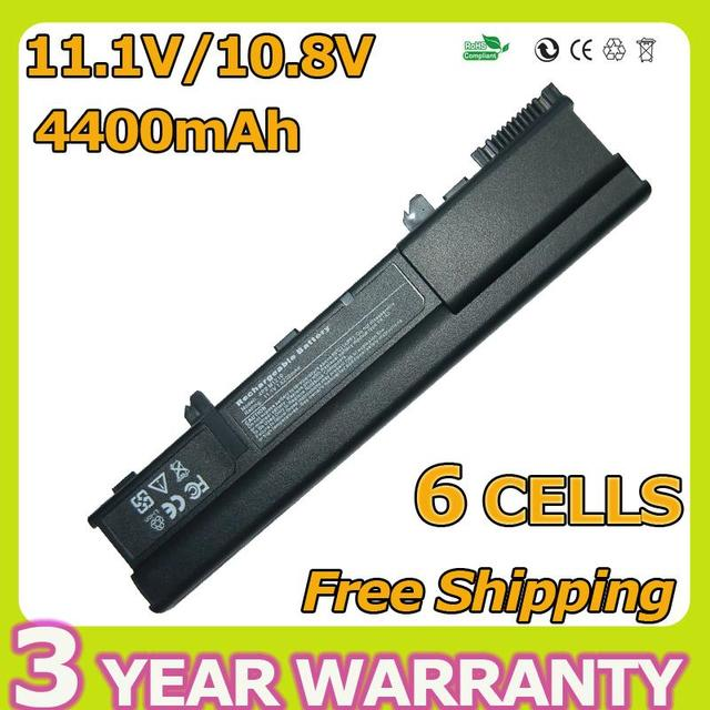 Apexway 4400mAh Laptop Battery For Dell XPS M1210 312-0435 312-0436 451-10356 451-10357 451-10370 451-10371 CG036 CG039 HF674