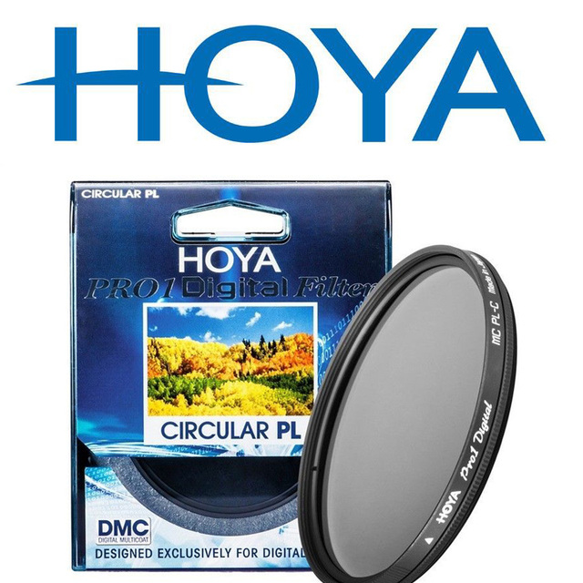 HOYA PRO1 Digital CPL Filter Lens Polarized Filter Circular PL Filter  58mm 67mm 72mm 77mm 82mm  49mm 52mm 55mm