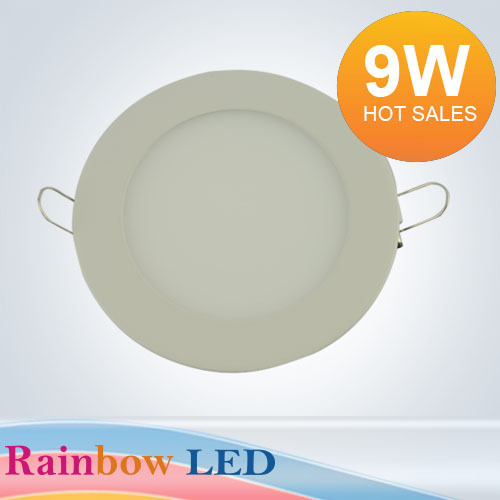 2017 Real Time-limited Free Shipping Dimmable/non-dimmable Led Panel Ceiling Light Kitchen Ac85v~265v 2835led (45pcs) 900lm