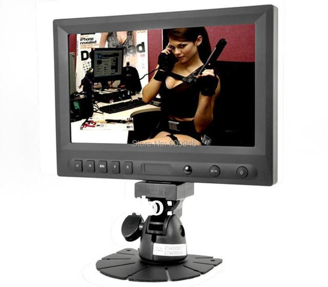 8 inch TFT LCD HDMI/VGA/AV Monitor with Touch Screen Widescreen 16:9/800x480
