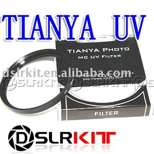 TIANYA 46mm 46 mm UV Ultra-Violet Filter Lens Protector