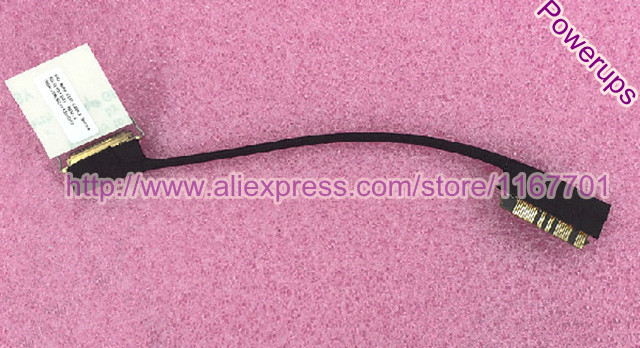 Original Laptop/Notebook LCD/LED/LVDS Flex Cable for lenovo thinkpad X1C X1 Carbon LMQ-1 LVDS 50.4LY01.031