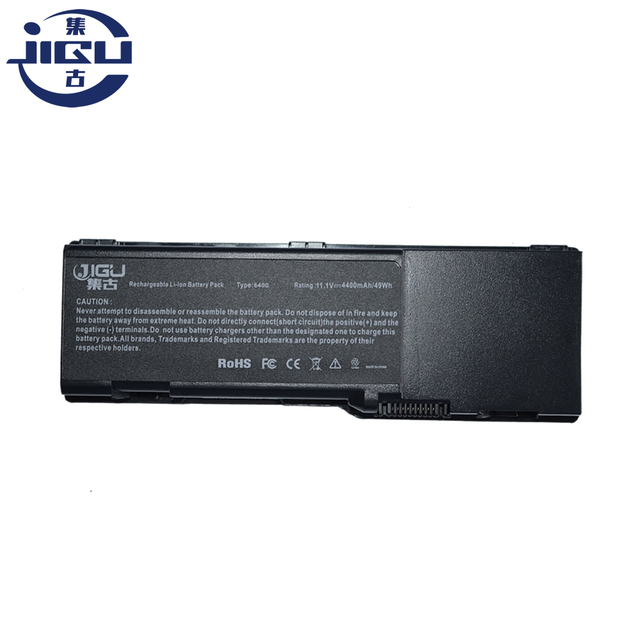 JIGU Laptop Battery 312-0461 312-0599 451-10424 GD761 RD859 UD267 XU937 For Dell Inspiron 1501 6400 E1505 Latitude 131L 1000