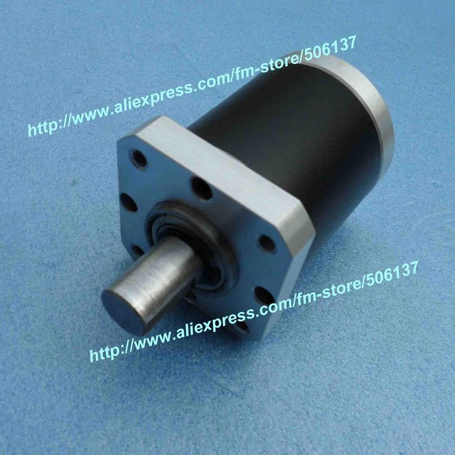 57mm Micro Planetary Speed Reducer , GP57-10 planetary gearbox