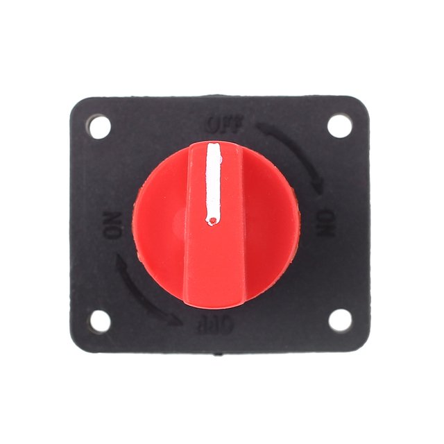 Car Battery Car Power Isolator Disconnect Switch Universal Interior Parts