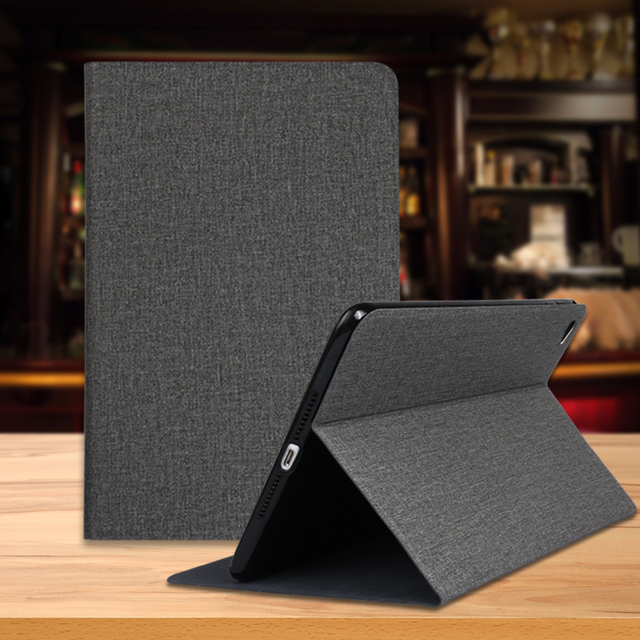 QIJUN For Samusng Galaxy Tab A 8.0 inch Flip Tablet Case For Tab A 8.0 inch 2015 SM-T350 T355 Stand Cover Soft Shell Funads