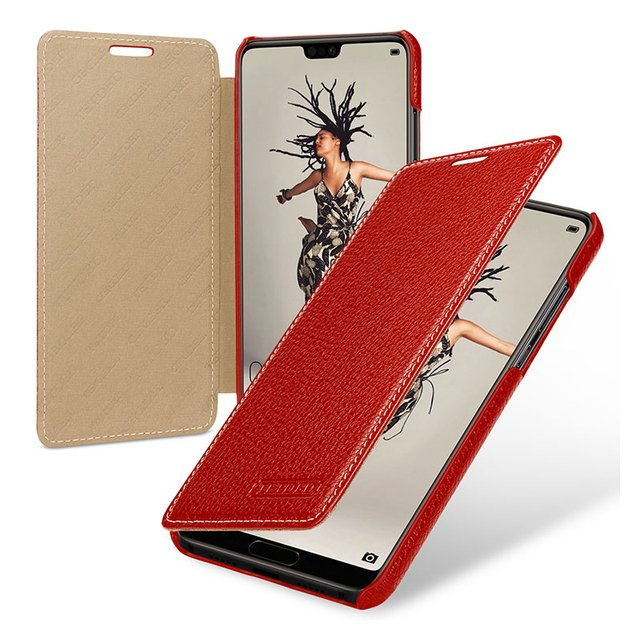 Fashion Phone Cases for Huawei P20 Case Genuine Leather Phone Accessories Fundas Skin for huawei p20 coque capa Business Flip