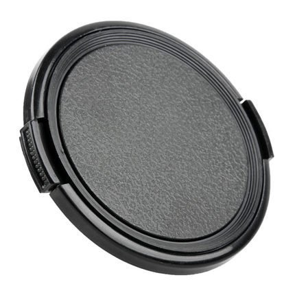49mm Snap on Front Lens Cap for Nikon Canon Pentax Sony SLR DSLR camera