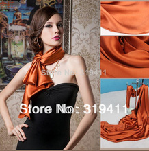 Hot sale Fashion new spring solid color Square Hijab Scarf Women Brand High Quality imitate Silk Satin Scarves Shawl adSC0272