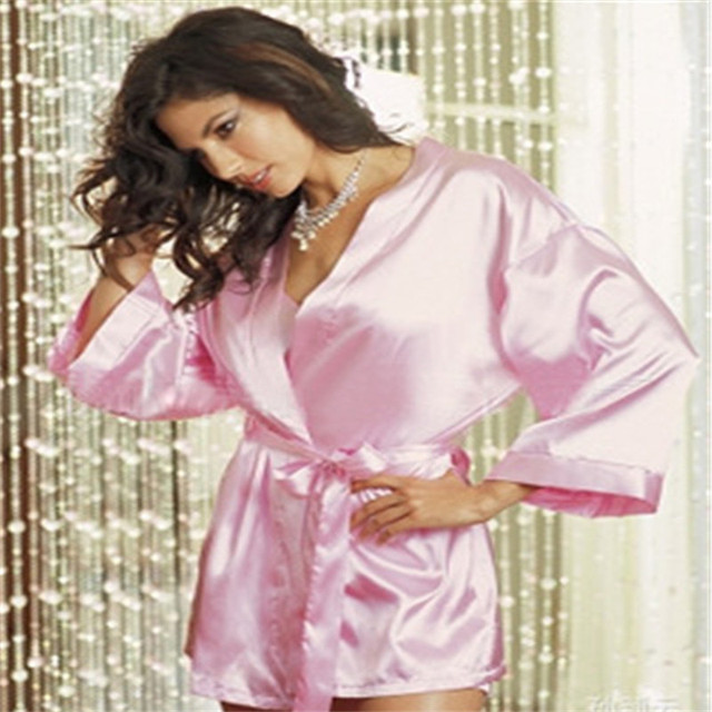 pajamas sleep multi-color optional Big yards nightgown lingerie household perspective