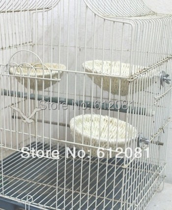 Free shipping bird nest cage roost decoration bird nest 1pc for sell