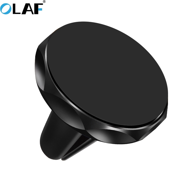 OLAF Magnetic Car Phone Holder for iPhone Samsung Xiaomi Air Mount Magnet Holder Stand for Mobile Phone in Car GPS Holders Mount