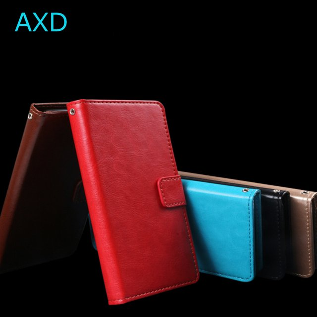 PU leather For Alcatel Pixi 3 5019 Pixi 4 5010d Pixi4 5045D POP C7 flip high-end leather wallet protective sleeve phone case