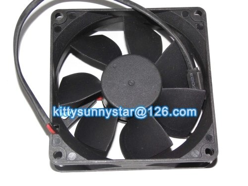 MulFan 8025 MW-825H12S 12V 0.24A 2Wire case fan,8025H12S Cooling Fan