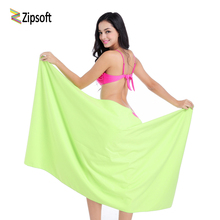 Zipsoft Ultralight Compact Quick Drying Swimming Towel Microfiber Antibacterial Camping Hiking Hand Face Towel Outdoor Travel