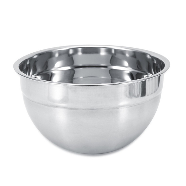 Stainless Steel Bowl Salad Bowl Stainless Steel Environmentally Mixing Bowl Kitchen Dining Food Practical Lunch Boxes