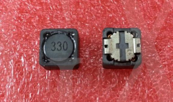 Free Shipping 20pcs/lot Shielded Inductor SMD Power Inductors cd127 33uh 330 marking 12*12*7MM