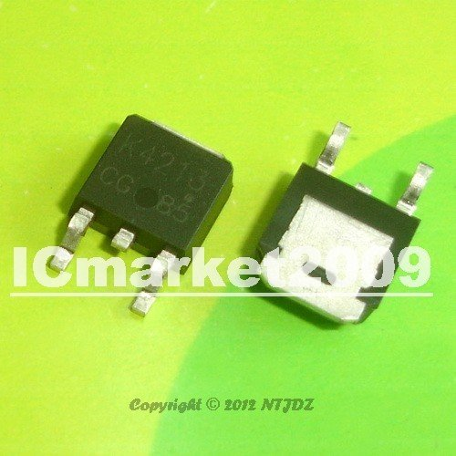 10 PCS 2SK4213 TO-252 K4213 SWITCHING N-CHANNEL POWER MOS FET