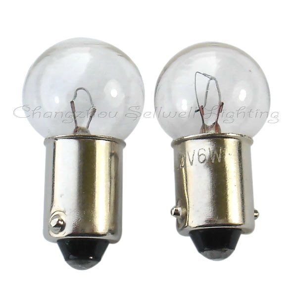 Ba9s 14x28 12v 6w New!miniature Bulbs Lamps A086  Sellwell lighting factory