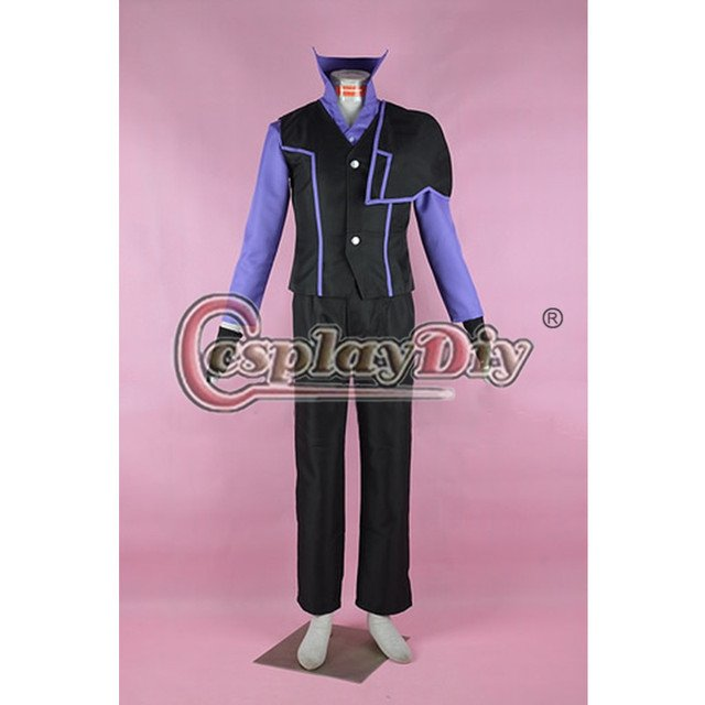 Cosplaydiy Add Cosplay Costume (Lunatic Psyker,2nd) From Elsword Adult Halloween Outfit Custom Made D0721