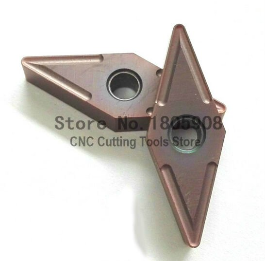 Free shopping! VNMG160408, carbide tip Lathe Insert , the lather,boring bar,cnc,machine,Factory Outlet